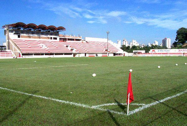 Estádio Farião Divinópolis Guarani