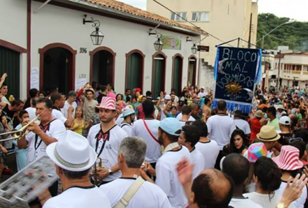 Carnaval Itapecerica MG